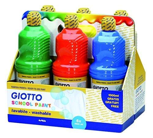 Giotto 507400 professional art valigetta pittore in for Aerografo crayola amazon