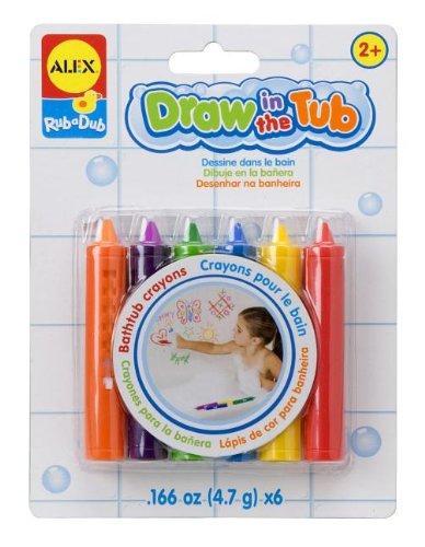 Pastelli e matite colorate cere e gessetti prezzi e - Giochi da bagno ...