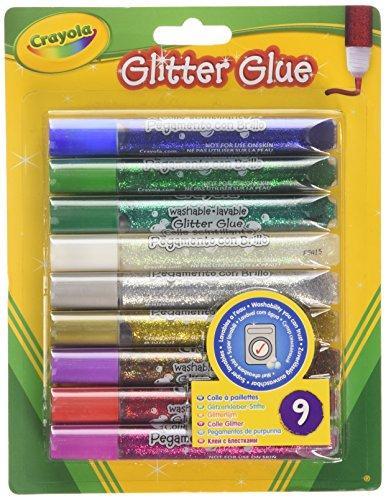 Pennarelli glitterati prezzi e offerte pennarelli copic for Aerografo crayola amazon