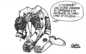 Andrea Pazienza disegni