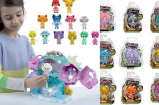Glimmies le bamboline acquaria o da colorare prezzo e dove si comprano