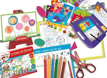 Giochi Per Disegnare I Più Belli E Utili Per Bambini Pennarelli Copic