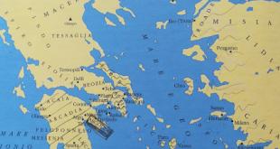 arte greca riassunto introduzione periodi