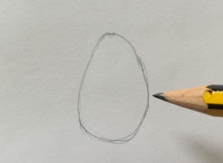 come disegnare una rosa