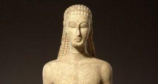 scultura greca arcaica kouros