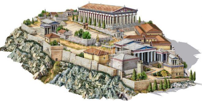 Arte greca classica l'egemonia di Atene
