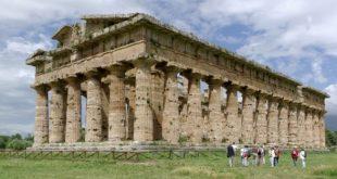 ordine dorico tempio dorico grecia