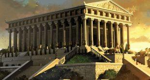 tempio ionico ordine ionico