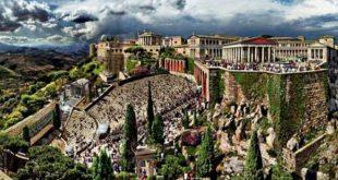 Ellenismo significato e riassunto età ellenistica