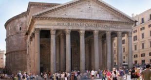 Il Pantheon e l'età adriana a Roma