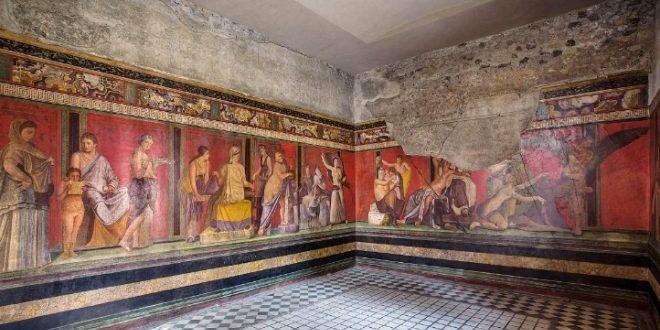 stili della pittura romana
