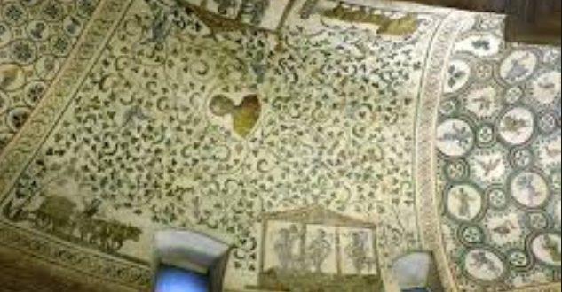 Mosaici paleocristiani Santa Costanza e S. Pudenziana