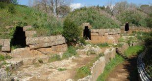 Necropoli etrusche cosa sono le tombe etrusche