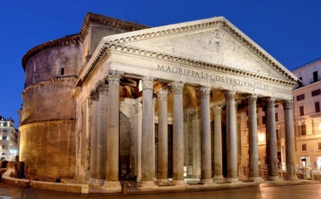 Phanteon a Roma
