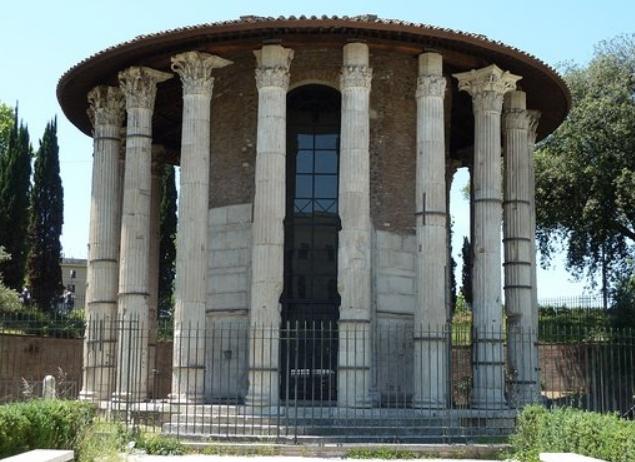 Tempio di Vesta o di Ercole vincitore a Roma