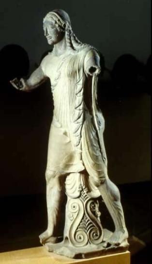 Apollo di Veio - arte etrusca