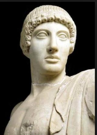 Apollo tempio di Zeus Olimpia