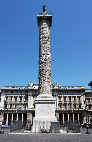 colonna aureliana