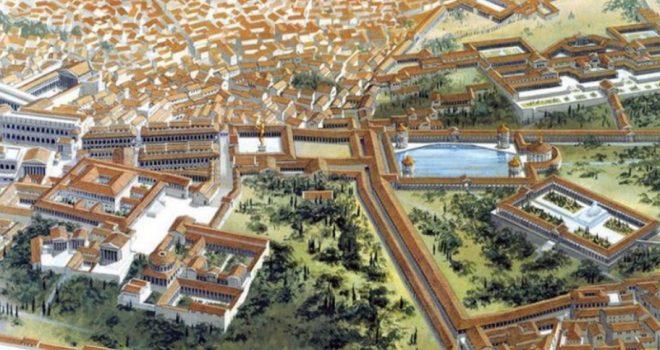 Domus aurea di Nerone