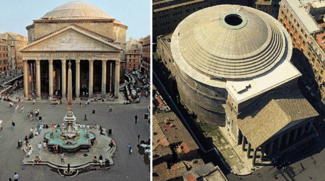 grande cupola del Pantheon