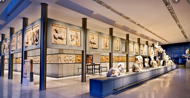 Museo dell'Acropoli di Atene