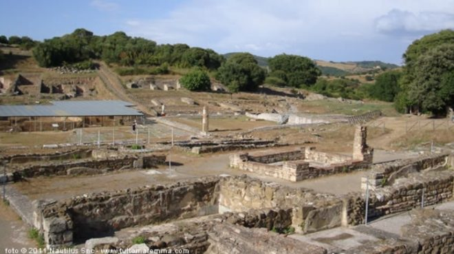 Roselle città etrusca