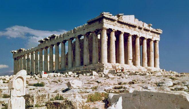 Tempio Partenone Acropoli di Atene