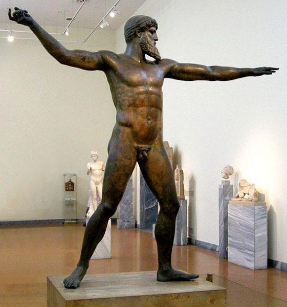 Zeus di Capo Artemisio