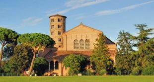 Ravenna capitale dell' Impero Romano e i Longobardi