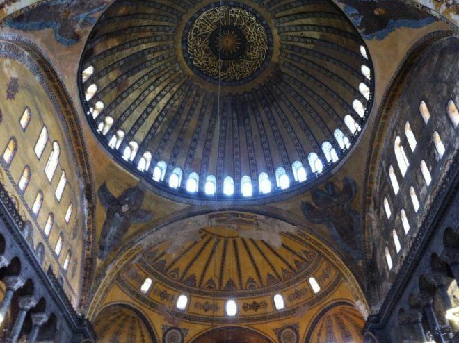 chiesa di santa sofia a costantinopoli