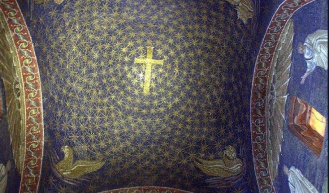 mosaici del mausoleo di galla placidia