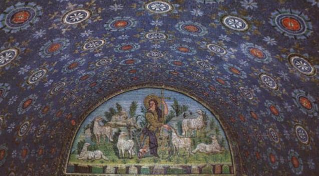 mosaici galla placidia ravenna