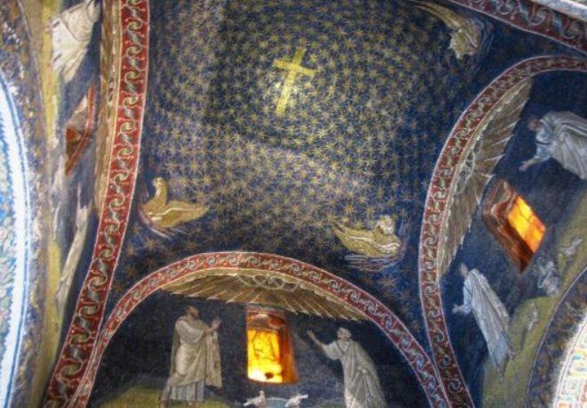 mosaici mausoleo galla placidia ravenna