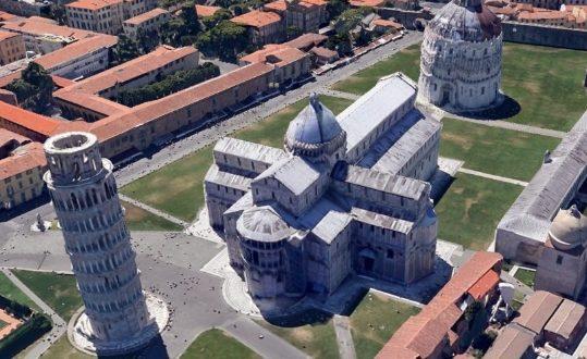 Campo dei Miracoli Pisa arte e architettura