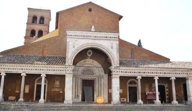 Duomo di Civita Castellana a Viterbo