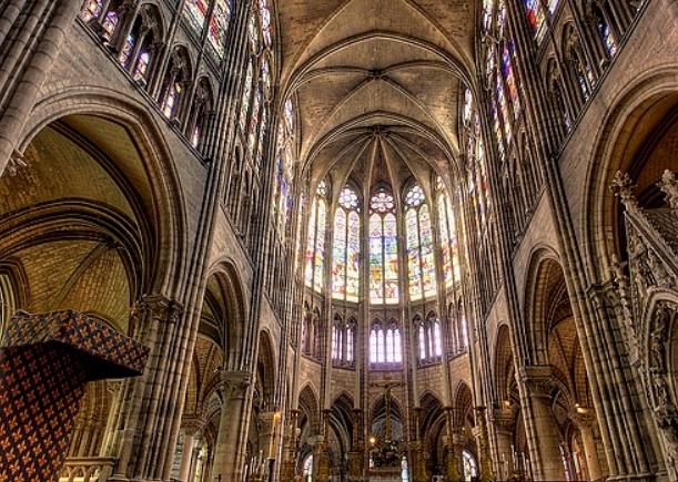cattedrale di saint denis