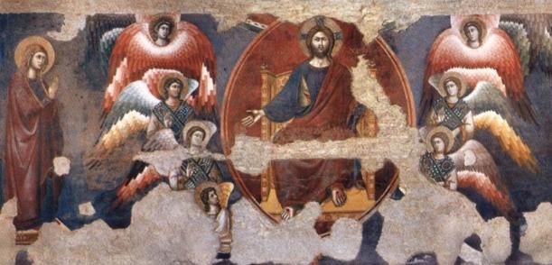 cavallini affreschi santa cecilia