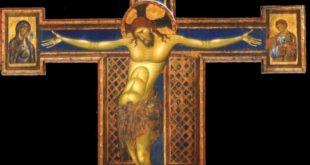 crocifisso giunta pisano