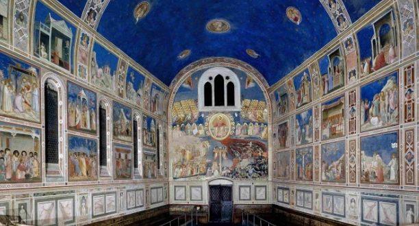 cappella degli scrovegni giotto a padova