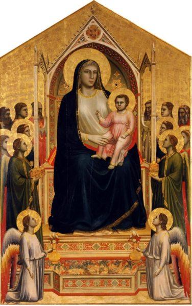 Madonna di Ognissanti Giotto